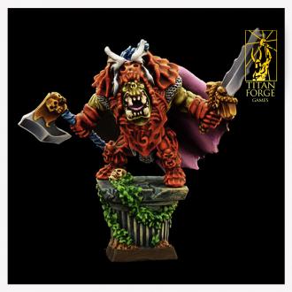 Vorgash The Blood Drinker