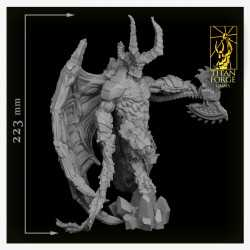 Lord of Fury Oversized