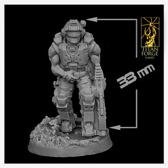 Terra Guardians Unit (10)