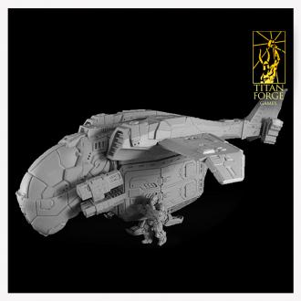 X-5 Dropship