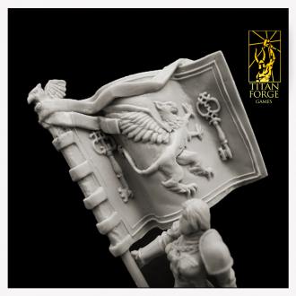 Griffon Battle Standard Bearer