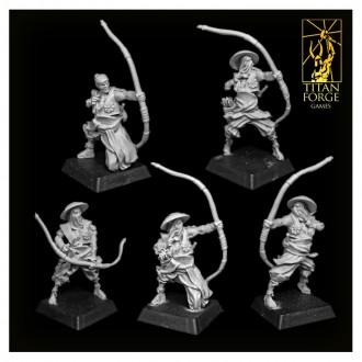 Ashigaru Archers