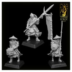Ashigaru Spearmen Command...