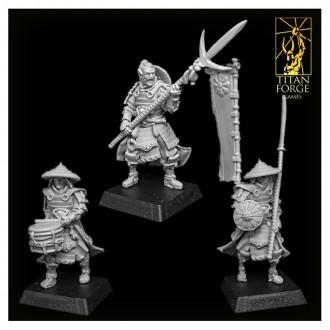 Ashigaru Spearmen Command...