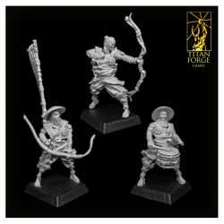 Ashigaru archers Command Group