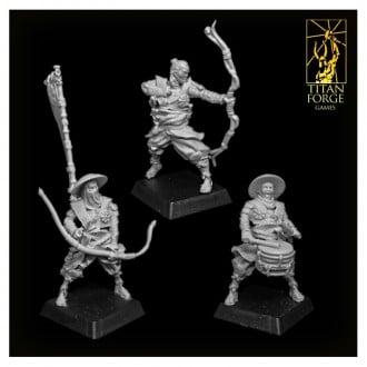 Ashigaru archers Command Group