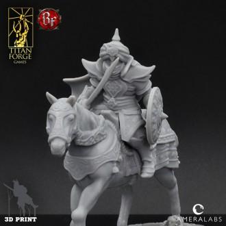 Cursed Cavalry ver. 1