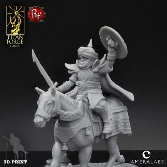 Cursed Cavalry ver. 2