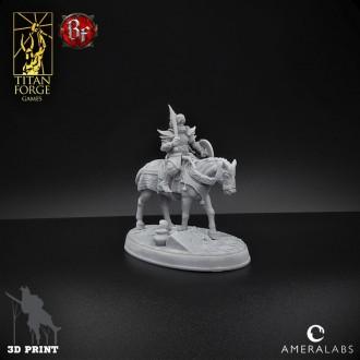 Cursed Cavalry ver. 3