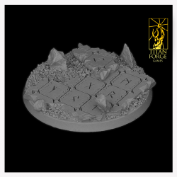 Celtic Round Bases 50 mm V1 (1)