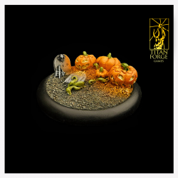 Halloween Round Base 50mm (1)