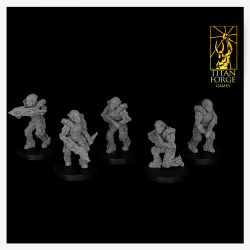 Armoured Guardians (5)
