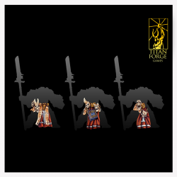 Demon Slayers Heavy Veteran Robes