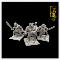 Ogre pirate Crewmen