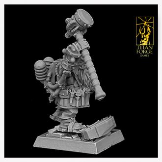 Dwarf Lord Gemalin