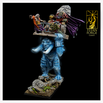 Drakskull on Throne of Death