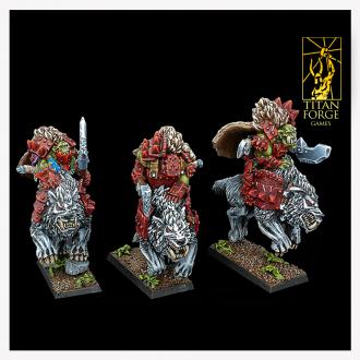 Bloodwulf Riders