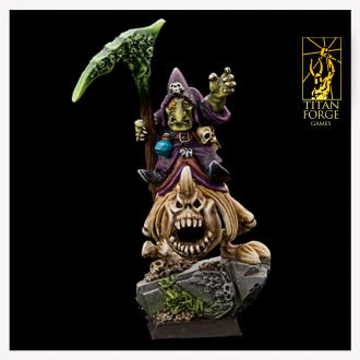 Kostuh The Necromancer